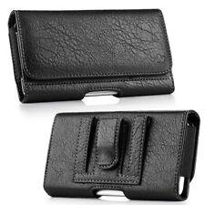 Side Pouch Belt Clip Cover Case For LG V50 ThinQ / LG V20 / LG V30 / V30 Plus