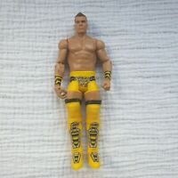 "WWE/WWF Tyson Kidd ""Fact"" Action Figure 2011 Mattel"