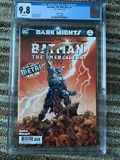 BATMAN THE MERCILESS #1 3rd PRINT Cgc 9.8 Dc Comics 3/18