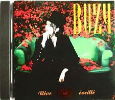"""BUZY - RARE CD """"RÊVE ÉVEILLÉ"""""""
