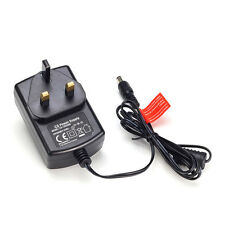 DC 12V 2A 2000MA UK Power Supply Adapter 3 Pin Plug for Home Security Camera DVR