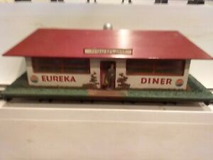American Flyer S scale Minicraft #275 Eureka Diner