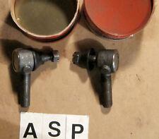OE 1960 Pontiac Tie Rod Ends ~ GM Part # 5672917 & 5672918