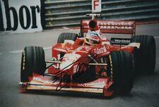 Jacques Villeneuve Autogramm signed 20x30 cm Bild