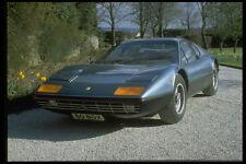 512099 1974 Ferrari 365 Gt4bb Boxer A4 Foto Impresión