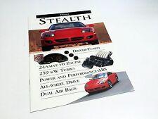 1995 Dodge Stealth Brochure