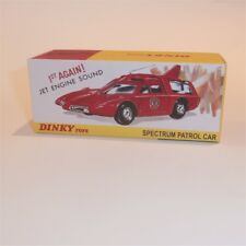Dinky Toys 103 Captain Scarlet Spectrum Patrol Car SPC empty Repro Box Only