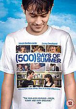 500 DAYS OF SUMMER       BRAND NEW SEALED GENUINE UK DVD