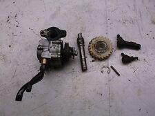 1978 DT 125 Yamaha Oil Injection Pump w Drive Shaft & Gear NICE DT125 78 T4