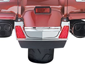 Kuryakyn Rear Fender Accent Chrome 8640