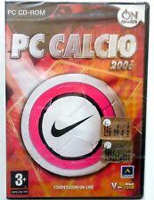 PC CD ROM PC CALCIO 2006 V LIMA SYSTEM  COMPETIZIONI ON LINE SOCCER VIDEOGIOCO
