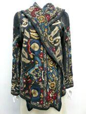 $450 NWT BIYA by Johnny Was Wheiler Short Hoodie Jacket - L / XL - JW90670421