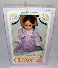 "Vintage 1982 Ideal Cpuntry Fashion 15"" Crissy Doll Mib"