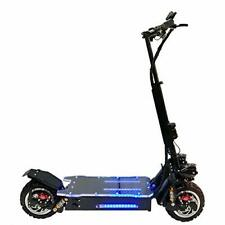 3200w/60v Two Wheel 11in. Folding Off Road Electric Scooter 25Ah Battery 56MPH