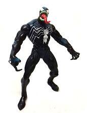 "Marvel Legends Comics SPIDERMAN BLACK VENOM  6"" villain figure, unboxed RARE"