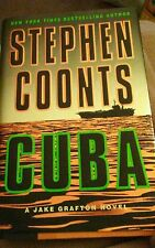 A Jake Grafton Novel Cuba By Stephen Coonts 1999 Hardcover New