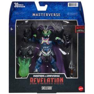 Masters of the Universe Masterverse Revelation Skelegod Action Figure Brand New