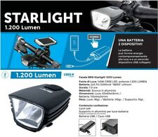 Luce Led Anteriore STARLIGHT BRN 1200 Lumen con Batteria