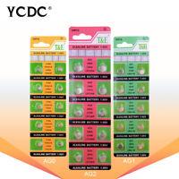 10/50/100X ag1 ag3 ag5 ag7 ag9 ag11 ag13 Alkaline Batterien Knopfzellen 1.55V 5