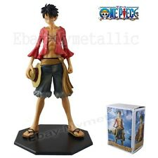 "One Piece Master Stars Piece Monkey.D.Luffy 25cm/ 10"" PVC Figure New In Box"