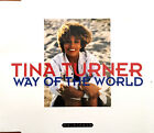 Tina Turner Maxi CD Way Of The World - Europe (EX/EX)
