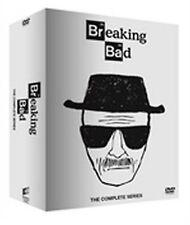 Dvd BREAKING BAD - La Serie Completa  1-6 (Box 21 Dischi) White Edition ...NUOVO