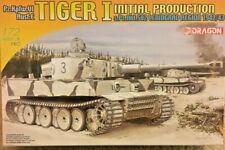 1/72 German TIGER I Initial Prod. s.Pz.Abt.502 Leningrad 1942/43  -- Dragon 7376