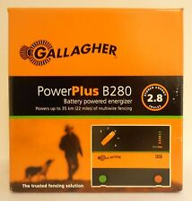 GALLAGHER B280 Multi Power Weidezaungerät