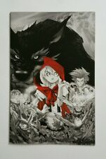 FAIRY QUEST OUTLAWS #2 Boom! 2013 Humberto Ramos Virgin Sketch Variant 1:10 NM+