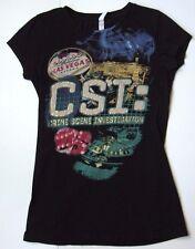 CSI LAS VEGAS T shirt Top size medium M