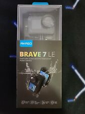AKASO Brave 7 LE 4K 30FPS 20MP WiFi Action Camera w/ Touch Screen  - New!!!