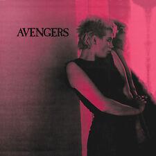 The Avengers Self Titled 1983 Album Vinyl LP Record MP3 & Poster! Punk Rock NEW!