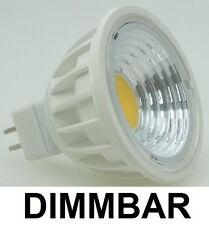 3 Watt COB LED-Spot Warmweiß MR16 dimmbar ~35 W Halogen - 90° Ausstrahlung