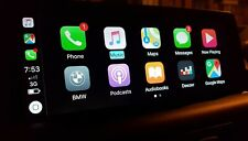 BMW NBT EVO ID5 ID6 APPLE CARPLAY + FULL SCREEN ACTIVATION + VIM