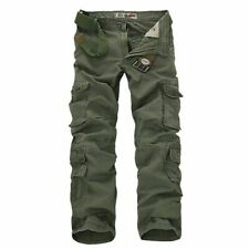 New listing Workwear Climbing Plush Canvas Camping Combat Sweatpants Trouseres Army Pants