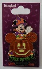 Disney Pin Dlr Trick or Treat 2010 Minnie Mouse Pin Le1000