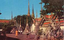THAILANDE LOT de 6 cartes de BANGKOK  Dos scannés