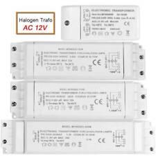 Halogen Trafo 12V AC 105W 60W-300W Elektronischer Transformator Für MR16 MR11 G4