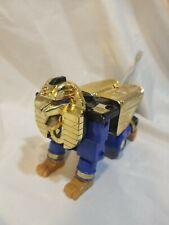 1996 Blue Lion Zord Power Rangers Zeo