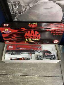 2001 Limited Edition Doug Kalitta MAC TOOLS Racing In original box
