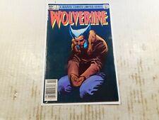 Wolverine Mini-Series #3, F