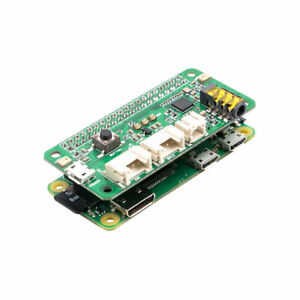 Seeed 107100001 ReSpeaker HAT Two Microphones for Raspberry Pi Voice Assistant