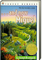 ...and Now Miguel by Joseph Krumgold  (Paperback) FREE shipping $35