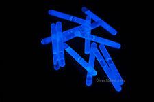 "1.5"" inch Blue Mini Glow Sticks- 24 Pack"