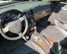 PORSCHE 911 997 turbo CARERRA 4S INTERIOR WOOD DASH TRIM KIT SET 2010 2011 2012