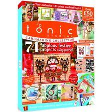 TONIC STUDIOS CARDMAKING COLLECTION MAGAZINE CRAFT ESSENTIALS KIT ISSUE 3
