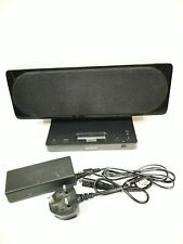 Sony SRS-GU10iP Docking Station Speaker for iPhone iPod 30 pin Connector
