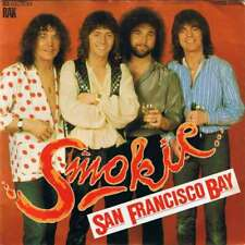 "Smokie - San Francisco Bay (7"", Single) Vinyl Schallplatte - 6501"