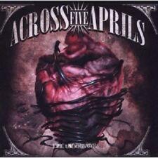 ACROSS FIVE APRILS - LIFE UNDERWATER  CD NEW+