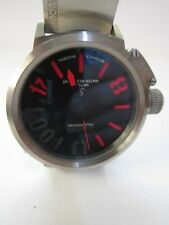 A U-Boat Classico U-1001 Red Limited Edition Automatic Watch No.2 of 1001